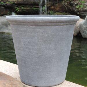 Fiber Clay Pot Planter