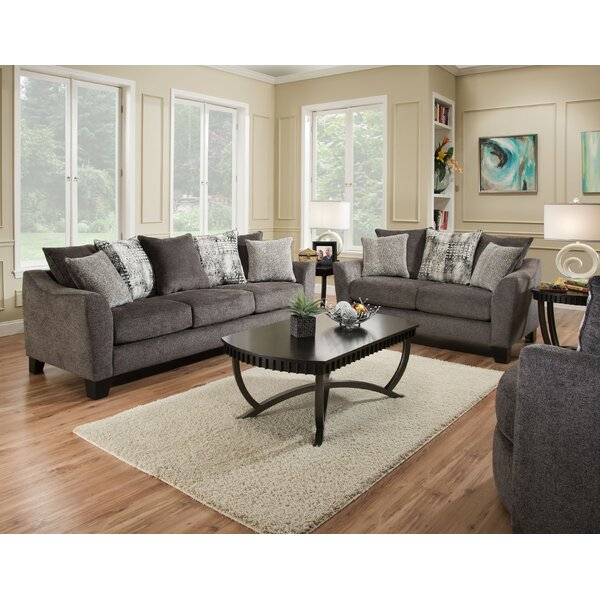 Hernandez 2 Piece Living Room Set by Latitude Run