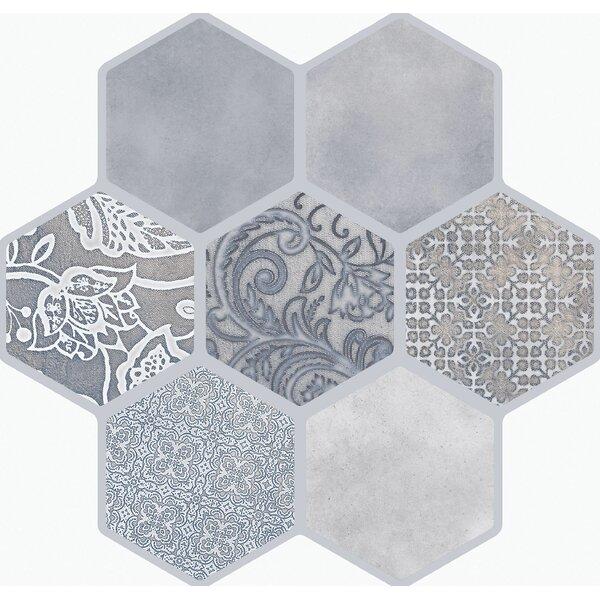 Virtue 18 x 18 Porcelain Tile in Gray by Emser Tile