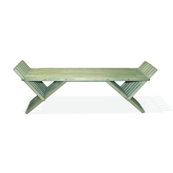 Xquare French Bench X90 Garden Bench by GloDea
