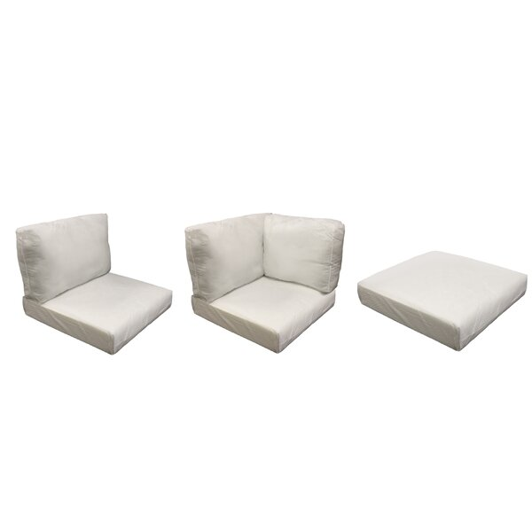 Barbados 9 Piece Outdoor Cushion Set by TK Classics