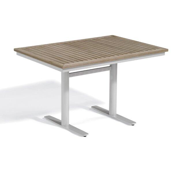 Farmington Teak Dining Table by Latitude Run
