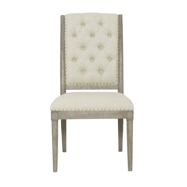 Marquesa Upholstered Dining Chair (Set of 2) by Bernhardt