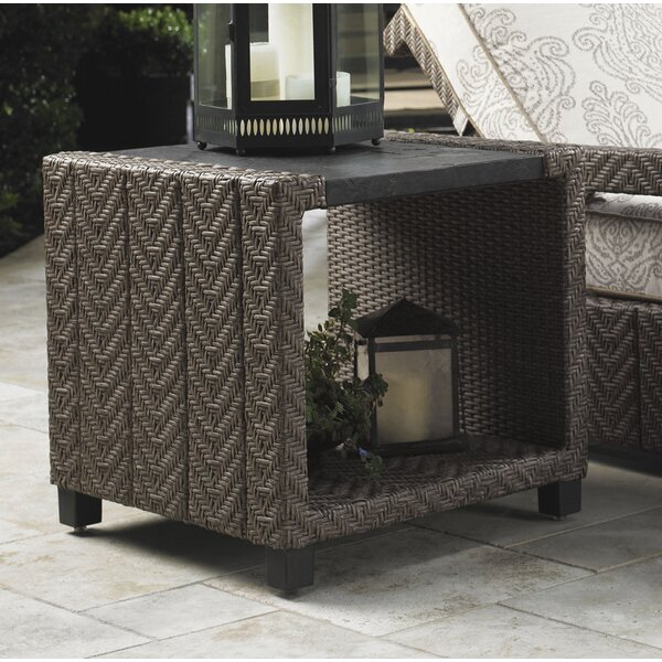 Alfresco Living Side Table by Tommy Bahama Outdoor Tommy Bahama Outdoor