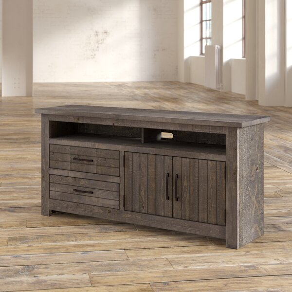 Grand View Estates Solid Wood TV Stand For TVs Up To 70 Inches By Trent Austin Design