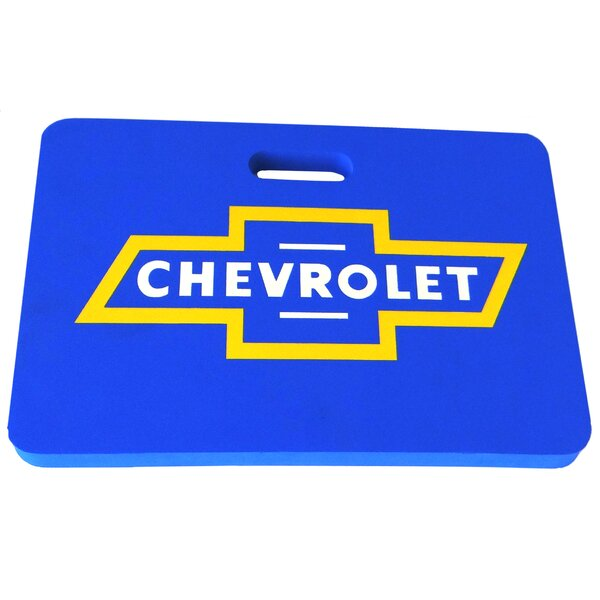 Chevrolet Kneeling Mat by Go Boxes LLC