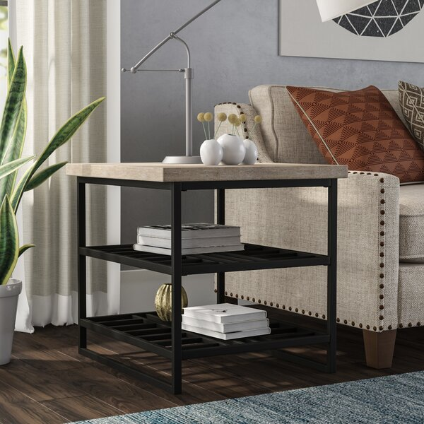 Roby End Table by Brayden Studio
