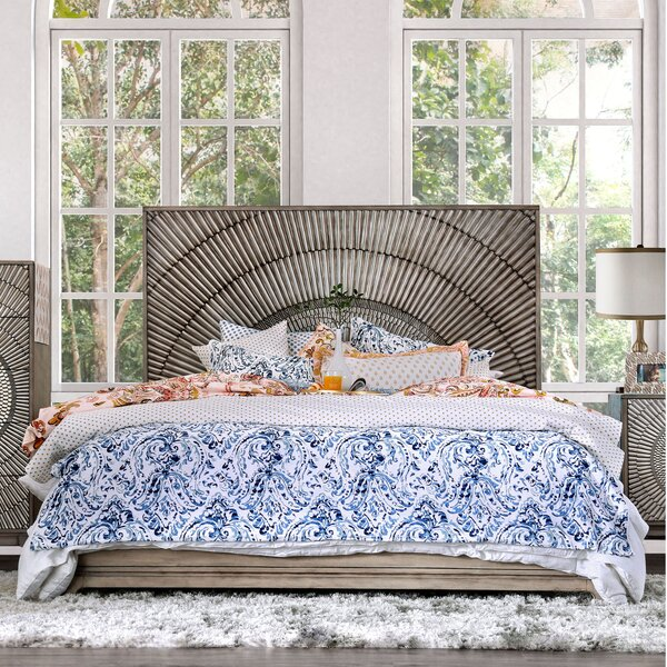 Magritte Standard Bed By Bungalow Rose by Bungalow Rose Amazing