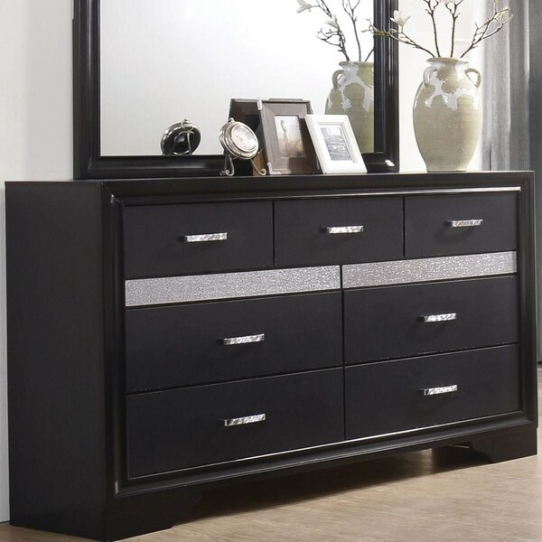 Pearce 7 Drawer Dresser by House of Hampton