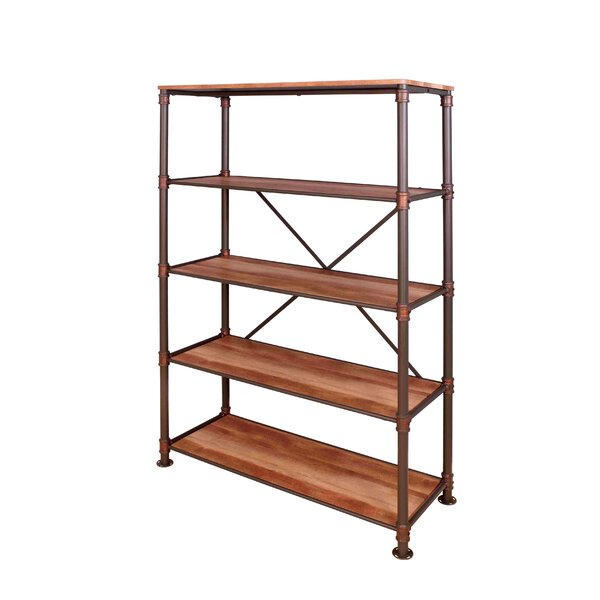 Review Eugenie Etagere Bookcase