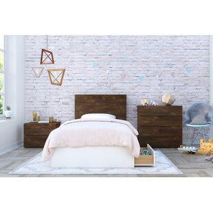 Totten Twin Platform 3 Piece Bedroom Set By Mack & Milo