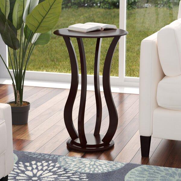 Zahara Pedestal Plant Stand by Latitude Run