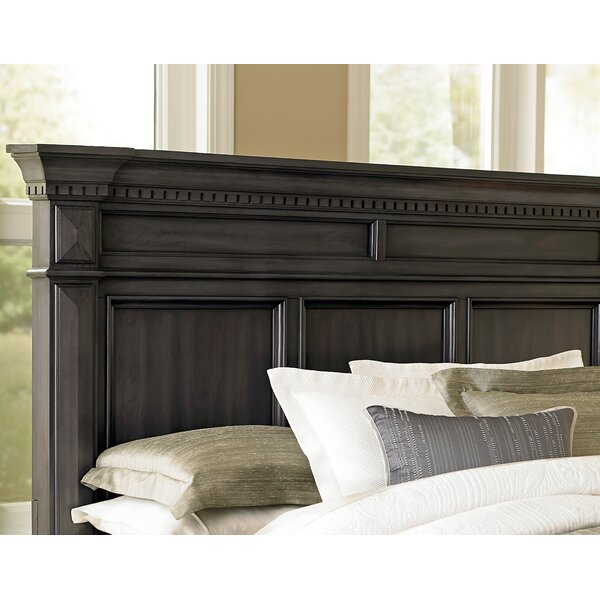 Derrell Panel Headboard by World Menagerie
