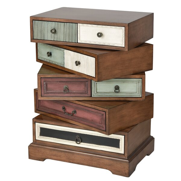 Braelyn 7 Drawer Accent Chest by Red Barrel Studio Red Barrel Studio