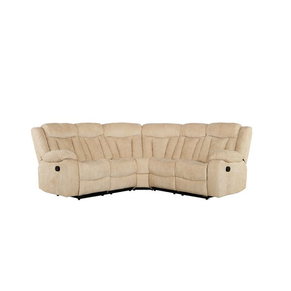 #2 Roepke Reclining Sectional By Red Barrel Studio 2019 Sale