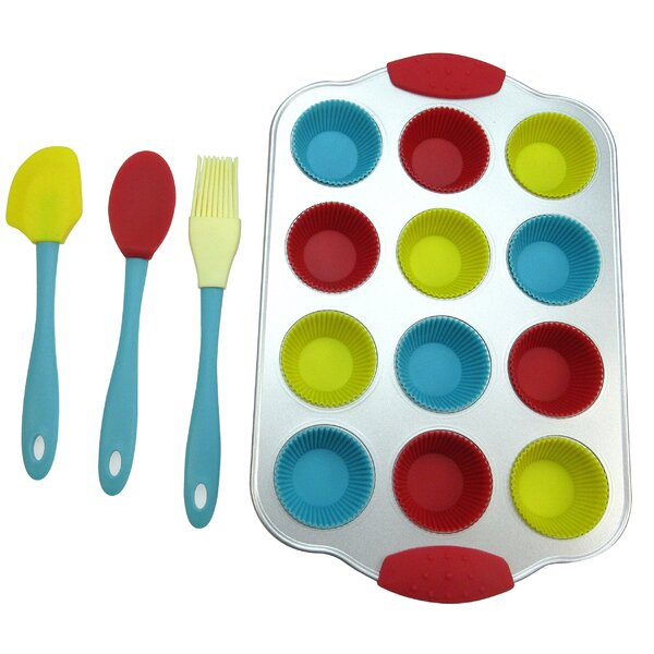 Mini Cupcake Making Set by Handstand Kids