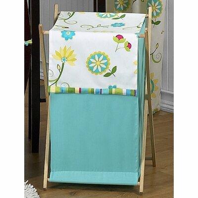 Layla Laundry Hamper By Sweet Jojo Designs.