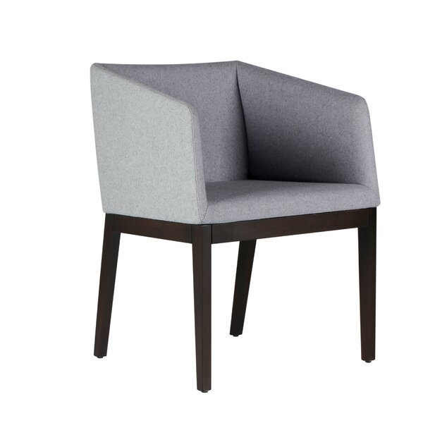 Glossop Box Upholstered Dining Chair by Orren Ellis