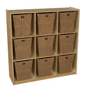 Compartment Cube Unit Bookcase ByWood Designs