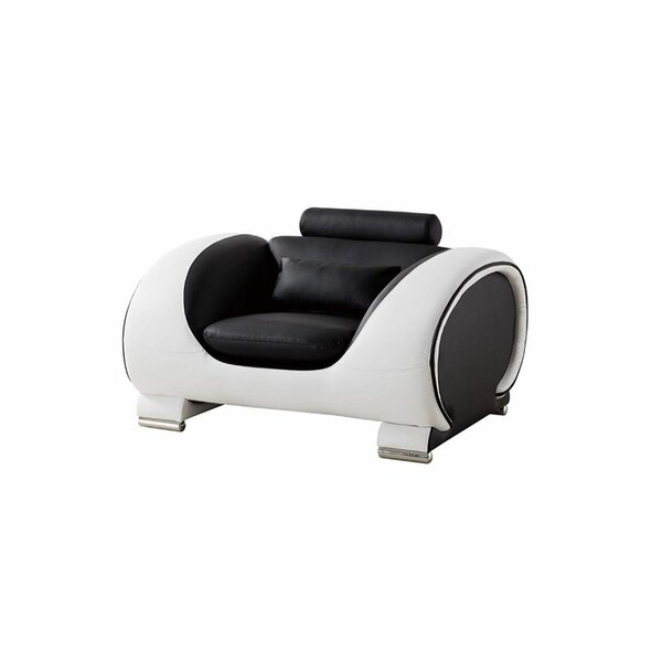 Klassen Modern Style Armchair by Orren Ellis