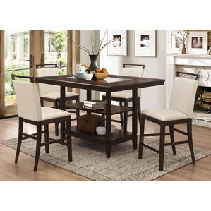 Counter Height Dining Sets Youu0027ll Love | Wayfair