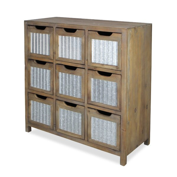 Mattingly 9 Drawer Accent Chest