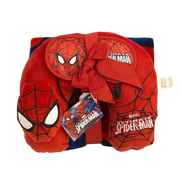 Spiderman 3D Character Travel Gift Set by Shopkins