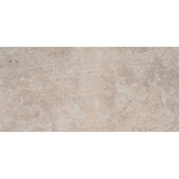 Capella Brick 5 x 10 Porcelain Field Tile in Beige by MSI