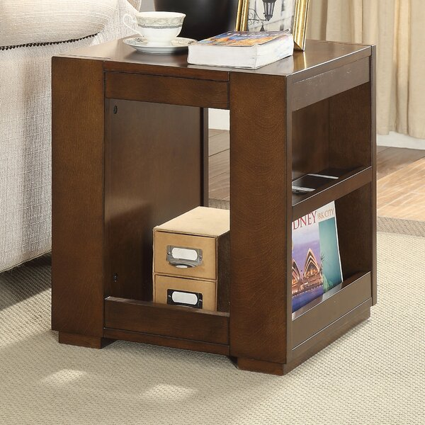 Indira End Table by Latitude Run