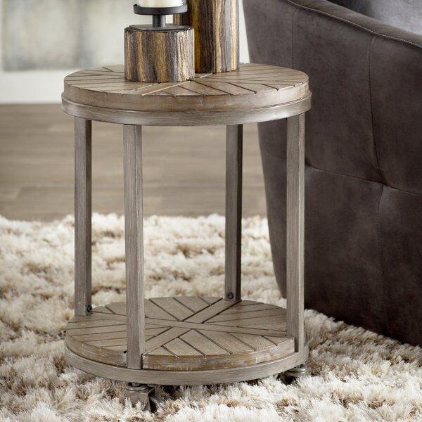 Drossett End Table by Trent Austin Design