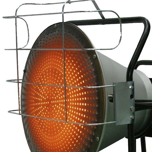Kerosene 125,000 BTU Radiant Portable Space Heater By Mi-T-M