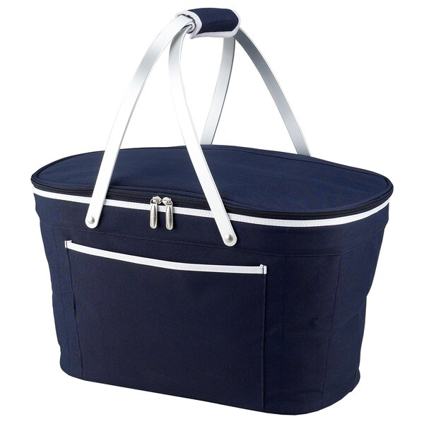 Collapsible Basket Cooler by Beachcrest Home