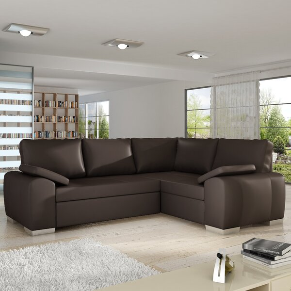 Enzo Corner Sectional by The Collection German Furniture