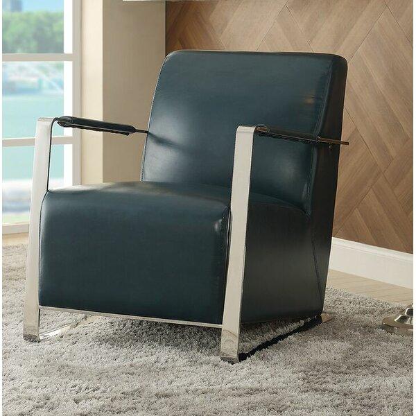 Rayborn Contemporary Tight Back Armchair by Orren Ellis