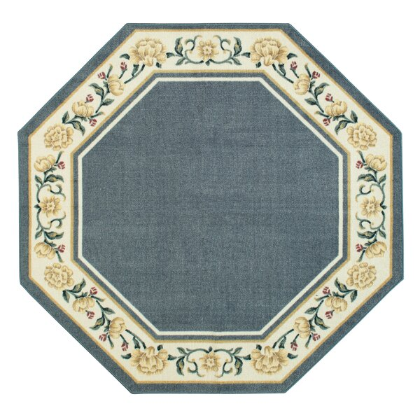 Salina Blue/White Area Rug by Brumlow Mills