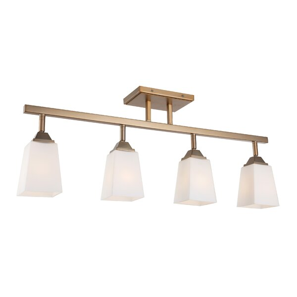 Berkley 4-Light Track Lighting by Woodbridge Lighting