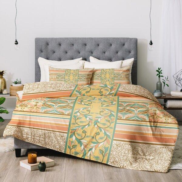 Jacqueline Maldonado Vintage Stripe Comforter Set