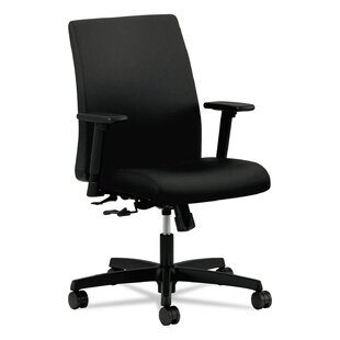 Ignition Series Fabric Low-Back Ergonomic Task Chair