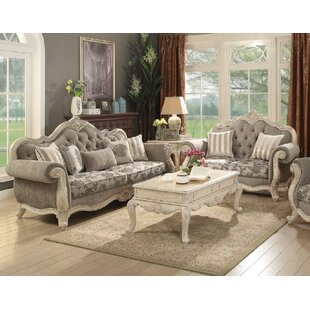 National City 2 Piece Living Room Set by House of Hampton®
