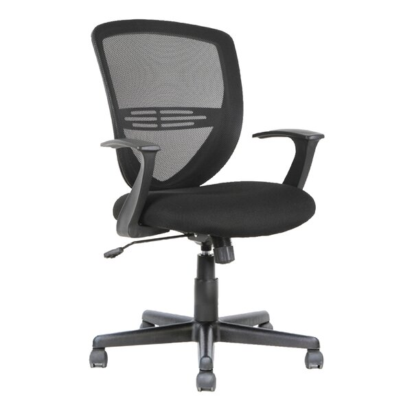 Mid-Back Mesh Desk Chair by Oif