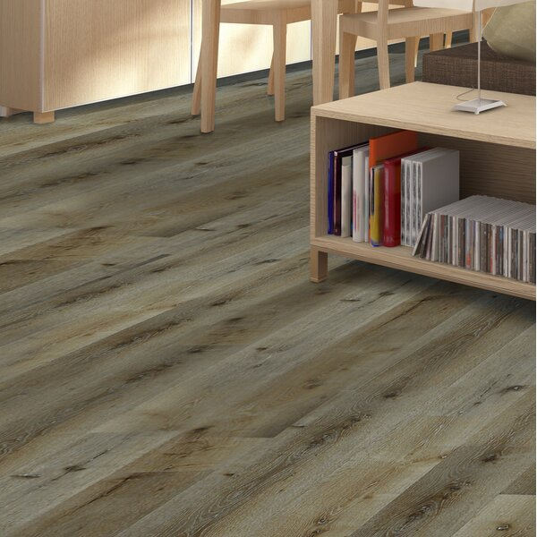 Oasis 8 x 48 x 12mm European Oak Laminate Flooring in Victoria by All American Hardwood