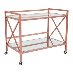 New Fairfield Bar Cart Cheap