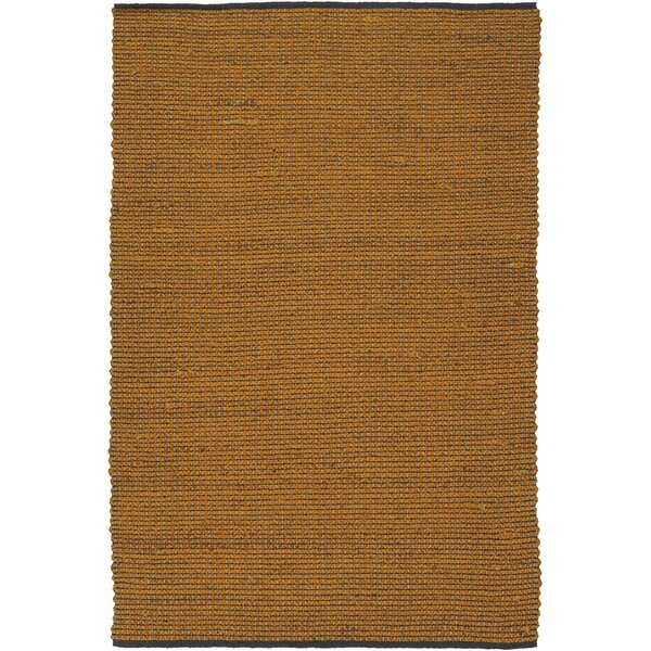 Politte Floral Brown Area Rug by Gracie Oaks