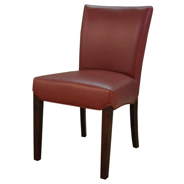 Yonkers Upholstered Side Dining Chair In Brushed Smoke (Set Of 2) By Millwood Pines