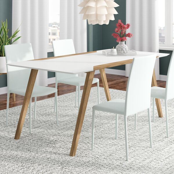 Andrew Dining Table by Wade Logan