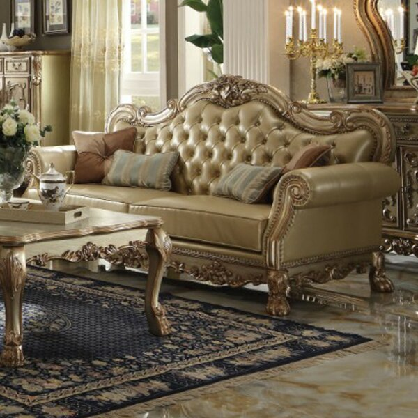 Truett Upholstery Sofa by Astoria Grand