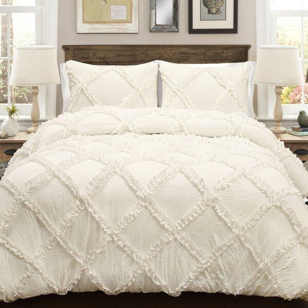 Ornellas 3 Piece Comforter Set by Lark Manor