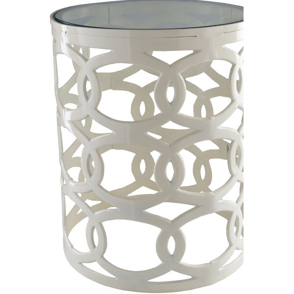 Harmony Modern Accent Stool by Zipcode Design