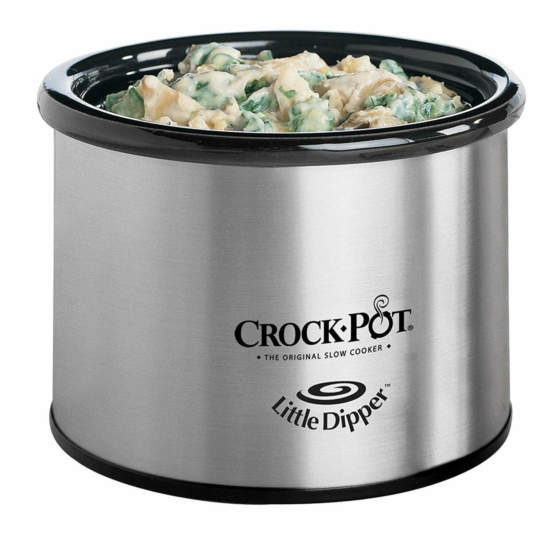 crock pot little dipper temperature