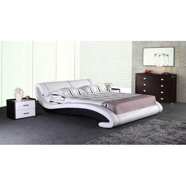 Kaley Upholstered Platform Bed by Orren Ellis Orren Ellis